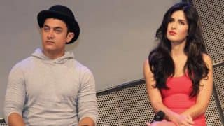 Katrina Kaif has sworn to NEVER work with Aamir Khan and we know why