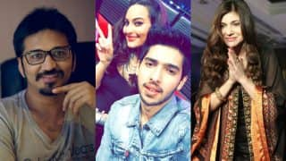 Alka Yagnik, Amit Trivedi enter actors vs singers debate! Justin Bieber's India tour row between Sonakshi Sinha and Armaan Malik grows murkier!