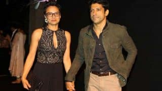 Farhan Akhtar's ex wife Adhuna Bhabani is dating this Bollywood hottie's brother?