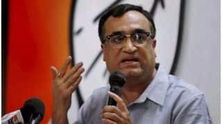 Ajay Maken offers to resign after Congress's dismal show in MCD Elections 2017