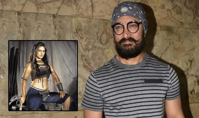 Leaked: Fatima Sana Shaikh's Look Test For Aamir Khan's Thugs Of Hindostan