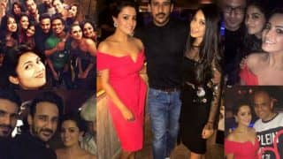 INSIDE pictures out! Anita Hassanandani celebrates her 36th birthday in style with Rohit Reddy and friends