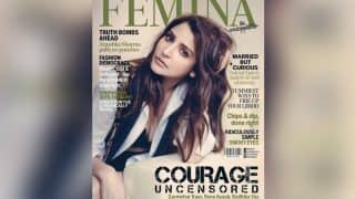 Anushka Sharma looks smoldering hot as the April 2017 cover girl for Femina! (View Pic)