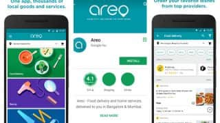Google Quietly Launches Areo Mobile app in India! Download Freshmenu, Box8, Faasos, UrbanClap all in one!