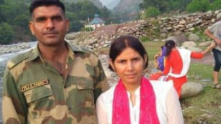 BSF Jawan Tej Bahadur Yadav's wife posts video questioning his court-martial - watch it here