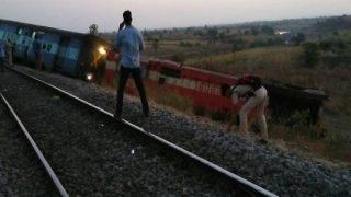 Karnataka: Four coaches of Aurangabad-Hyderabad passenger train derail in Bidar