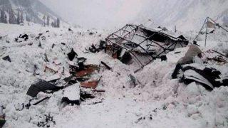 J&K: भारी हिमस्खलन के बाद सेना के 5 जवान लापता, आर्मी का सर्च ऑपरेशन जारी