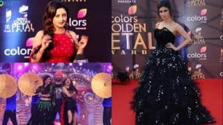 Colors Golden Petal Awards 2017: Mouni Roy, Rashmi Desai, Diljit Dosanjh left the audience enthralled with their acts!