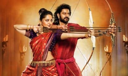 Baahubali 2 first review out! Dubai film critic gives 5-star rating to Prabhas and Anushka Shetty starrer!