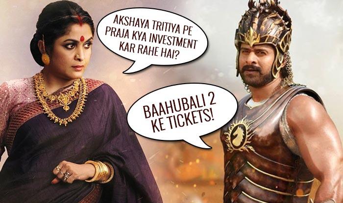 Baahubali 2 Jokes, Memes & messages flood WhatsApp and
