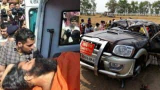 Baba Ramdev Accident News is hoax! Whatsapp forward messages with images of Patanjali chief dead are false