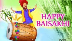 Baisakhi 2021 Wishes: धू्म-धाम से मनाए बैसाखी का त्योहार, दोस्तों और परिवारजनों को भेजें ये खास मैसेजेस