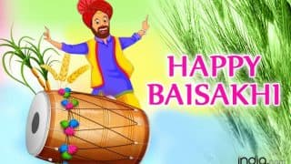 Baisakhi 2017: Importance, Significance and all you need to know about the Punjabi harvest festival Vaisakhi!