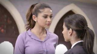Beyhadh upcoming twist: Maya at her outrageous best; shoots Saanjh after stripping in front of the court!