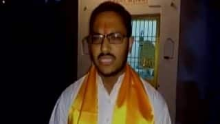 BJP Youth Wing worker puts Rs 11 crore bounty on West Bengal CM Mamata Banerjee's head