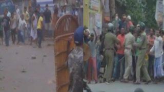 Rajasthan:  Hanuman Jayanti Procession Turns Violent; Bus, Tractor Set on Fire in Jaithran