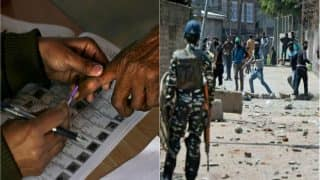By-Elections 2017: Polling day violence claims 8 lives in Kashmir, assembly bypoll in 8 other states ends peacefully - 10 updates