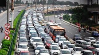 Motor Vehicle Amendment Bill gets clearance in Lok Sabha; Attracts hefty penalties on traffic violations