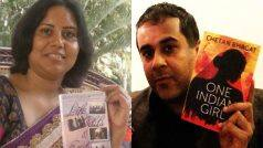 Chetan Bhagat accused of plagiarism! Sales of 'One Indian Girl' stopped after Author Anvita Bajpai files a law suit!