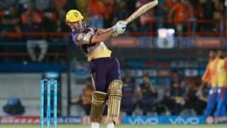 Chris Lynn, Dinesh Karthik Help KKR Post 191/7 Against KXIP