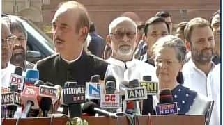 GST rollout: Congress undecided on stance, Opposition unclear about attending launch function