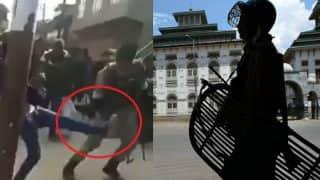 Jawans assault video: Kashmir police registers FIR, promises 'stern' action against accused