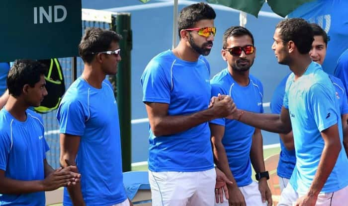 India to face Canada in Davis Cup World Group Play-offs