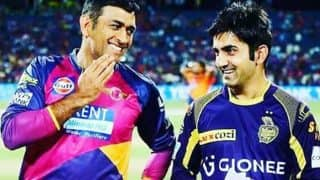 IPL 2021: Gautam Gambhir Hails MS Dhoni For Promoting Robin Uthappa in Batting Order After CSK Make Final