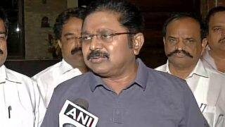 TTV Dhinakaran Slams Tamil Nadu Government on Income Tax Department Raids, Says We Are Not Scared, Won't Run Away
