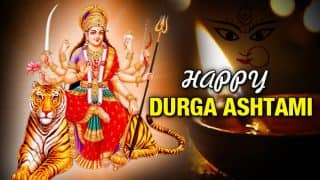 Happy Durga Ashtami 2020: Best Quotes, WhatsApp Messages, Greetings to Wish Your Loved Ones
