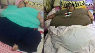 दुनिया की सबसे वजनी महिला की बहन ने कहा- हमें बेवकूफ बनाया गया, वजन कम नहीं हुआ