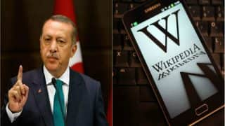 Turkey blocks Wikipedia, labelling it a threat to national security