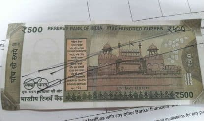 Fake New Rs 500 Note News Viral on WhatsApp: Pic Shows How to Check Original vs Fake Currency
