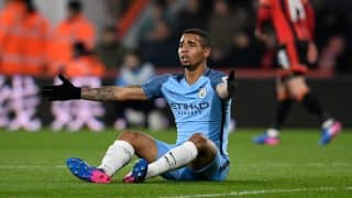 Manchester City Striker Gabriel Jesus Reflects on His Dipped Form Following World Cup Campaign