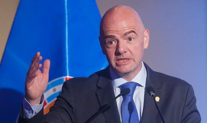 FIFA President Gianni Infantino. (Getty Image)