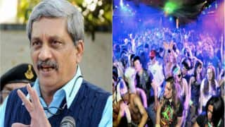 Late Night Parties in Goa already banned by law, says CM Manohar Parrikar