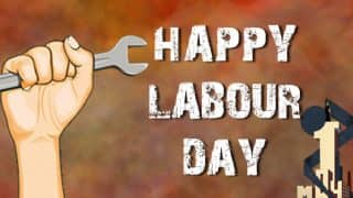 Labour Day 2017 Wishes: Best May Day Quotes, Facebook status, WhatsApp GIF Image Messages to send International Workers' Day Greetings
