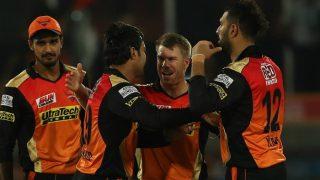 IPL 2017: Captain David Warner lauds Yuvraj Singh, Rashid Khan for brilliant outing in opener