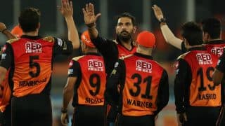 Sunrisers Hyderabad vs Rising Pune Supergiant, IPL 2017 Highlights: RPS win by 12 runs