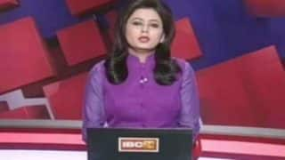 Supreet Kaur of IBC-24 is bravest TV News Anchor: Reads out breaking news of her husband's death