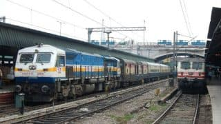 Railways Opts For Latest Tech Worth Rs 2,726 crore to Enhance Track Safety