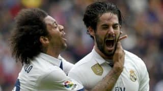 La Liga 2017-18: Real Madrid Lose 2 points After 1-1 Home Draw Against Levante
