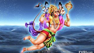 Hanuman Jayanti 2017: PM Narendra Modi, Virender Sehwag, Amitabh Bachchan extend their wishes