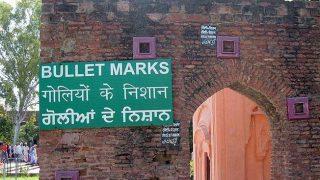Coins thrown well tourists stolen Jallianwala Bagh amritsar