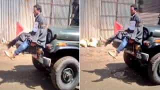 J&K: मानव ढाल बनाए गए फारुख को 10 लाख रुपए का हर्जाना देने के आदेश