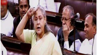 जया बच्चन ने संसद में पूछा-'गायों की सुरक्षा तो ठीक, महिलाओं के लिए क्या कर रहे हो'
