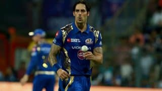 IPL 2017: It is nice to be back in Mumbai and play at the Wankhede Stadium, says fast bowler Mitchell Johnson