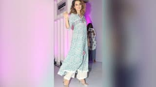 Kangana Ranaut revisits her Fashion days at the Melange by Lifestyle Spring Summer collection launch!