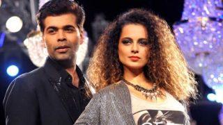 All's well between Karan Johar and Kangana Ranaut? KJo to invite the actress to his next party!
