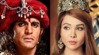 Here's what Rajat Tokas has to say about the reports of extra-marital affair with his Chandra Nandni co-star Tanu Khan